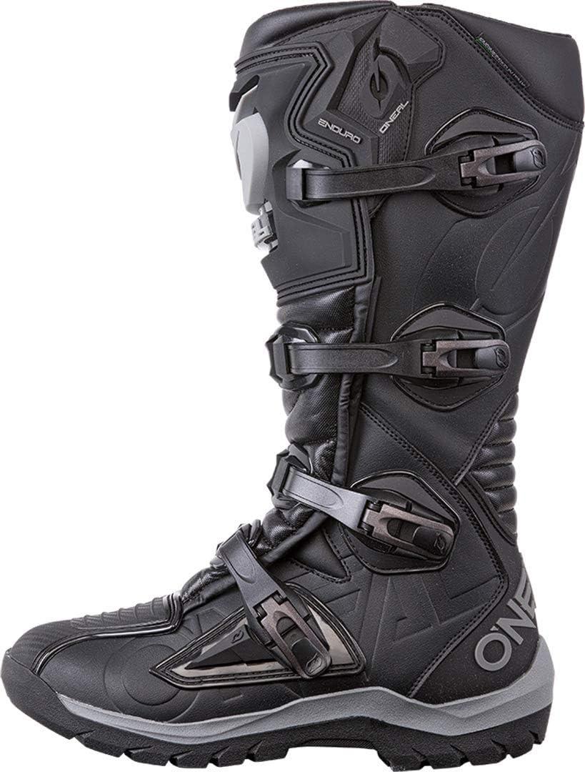 Gr/ö/ße ONEAL RMX Enduro MX Motocross Supermoto Motorrad Stiefel schwarz 2020 Oneal 7.5//40
