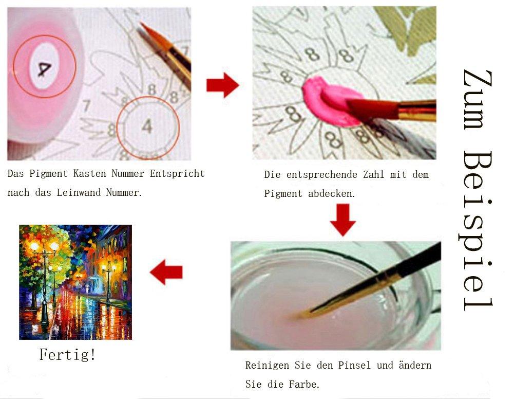 Schön Crayola Farbe Nach Nummer Galerie - Dokumentationsvorlage ...