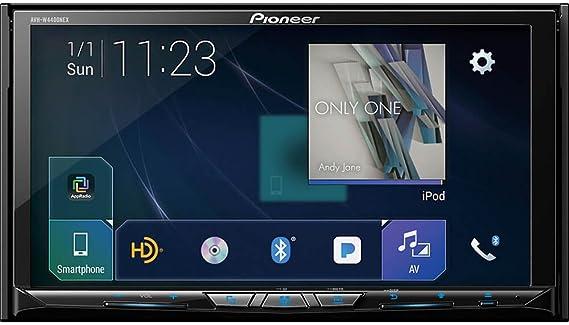 pioneer touch screen wiring diagram amazon com pioneer avh w4400nex in dash multimedia receiver with  amazon com pioneer avh w4400nex in