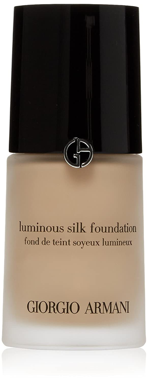Giorgio Armani Luminous Silk Foundation, No. 2 Ivory, 1 Ounce
