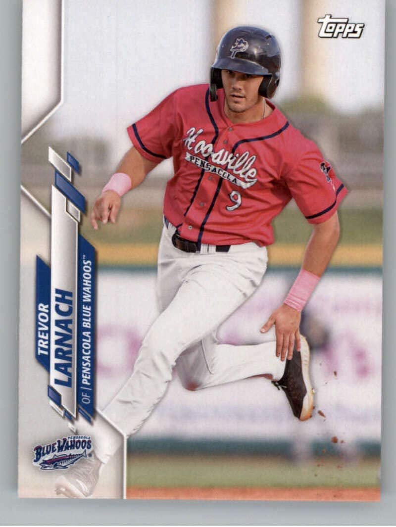 2020 Topps Pro Debut Minors Baseball #PD-190 Trevor Larnach Pensacola Blue Wahoos Official MILB Trading Card