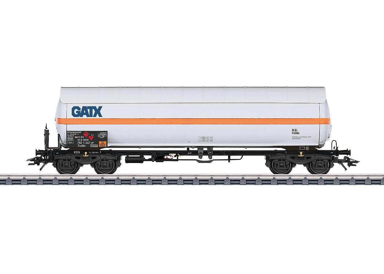 M/ärklin 48487 Fahrzeug Druckgas-Kesselwagen m.SD GATX