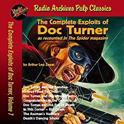 The Complete Exploits of Doc Turner, Volume 7