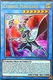 Yu-Gi-Oh! - Cyberse Magician - CYHO-EN026 - Ultra Rare - 1st Edition - Cybernetic Horizon