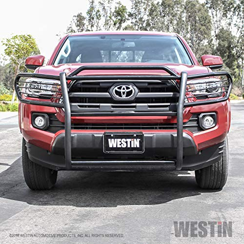 Top 2017 toyota tacoma grill guard for 2019