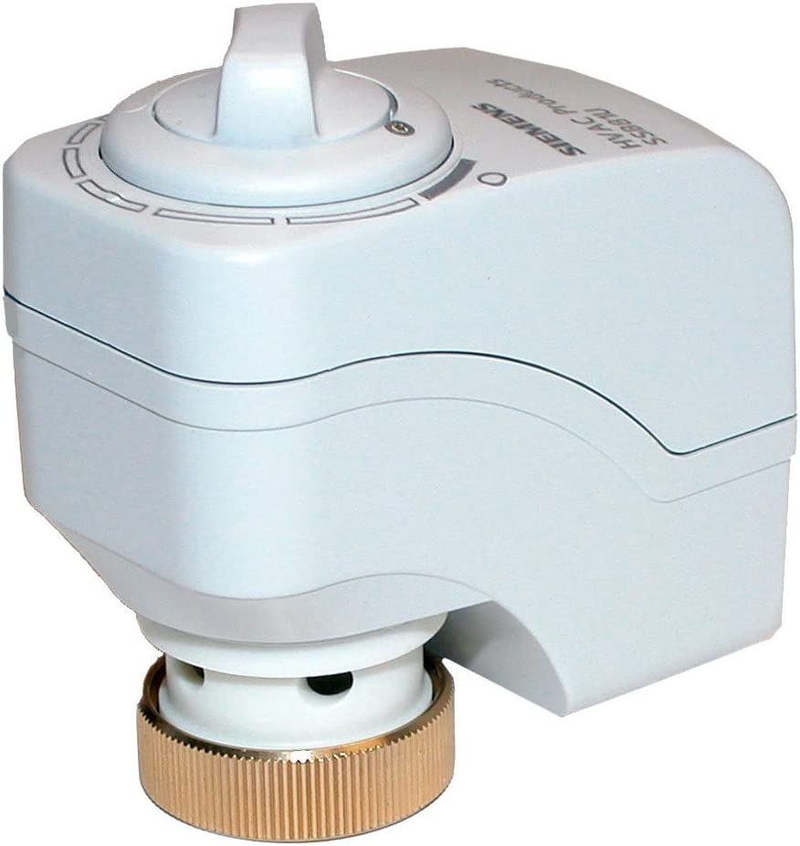 Siemens SSB81U Electronic Valve Actuator with Floating Control Signal and Non Spring Return