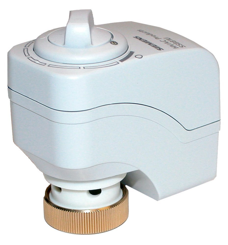 Siemens Ssb61u Electronic Valve Actuator With Non Spring Return 6 Wire Fan Limit Trusted Wiring Diagram Hvac Controls