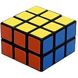 風の翼 - 環境にやさしい2x3x3マジックキューブ、スピード新構造パズルキューブ (ブラック)