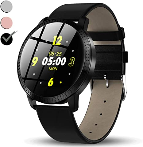 Women Smart Watch-Activity GPS Tracker Fitness Watch with Blood Pressure Heart Rate Monitor Women Girl Outdoor Waterproof Sport Watch Calorie ...