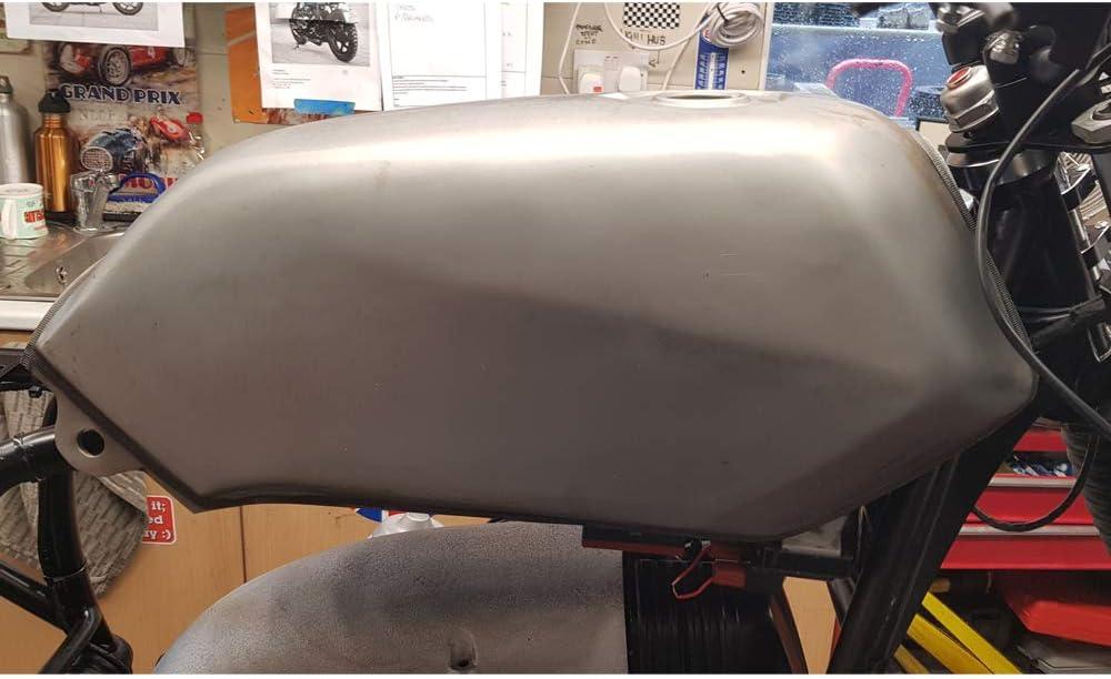 Motorbike Fuel Tank for Retro Custom Project Cafe Racer Street Bike Streetfighter