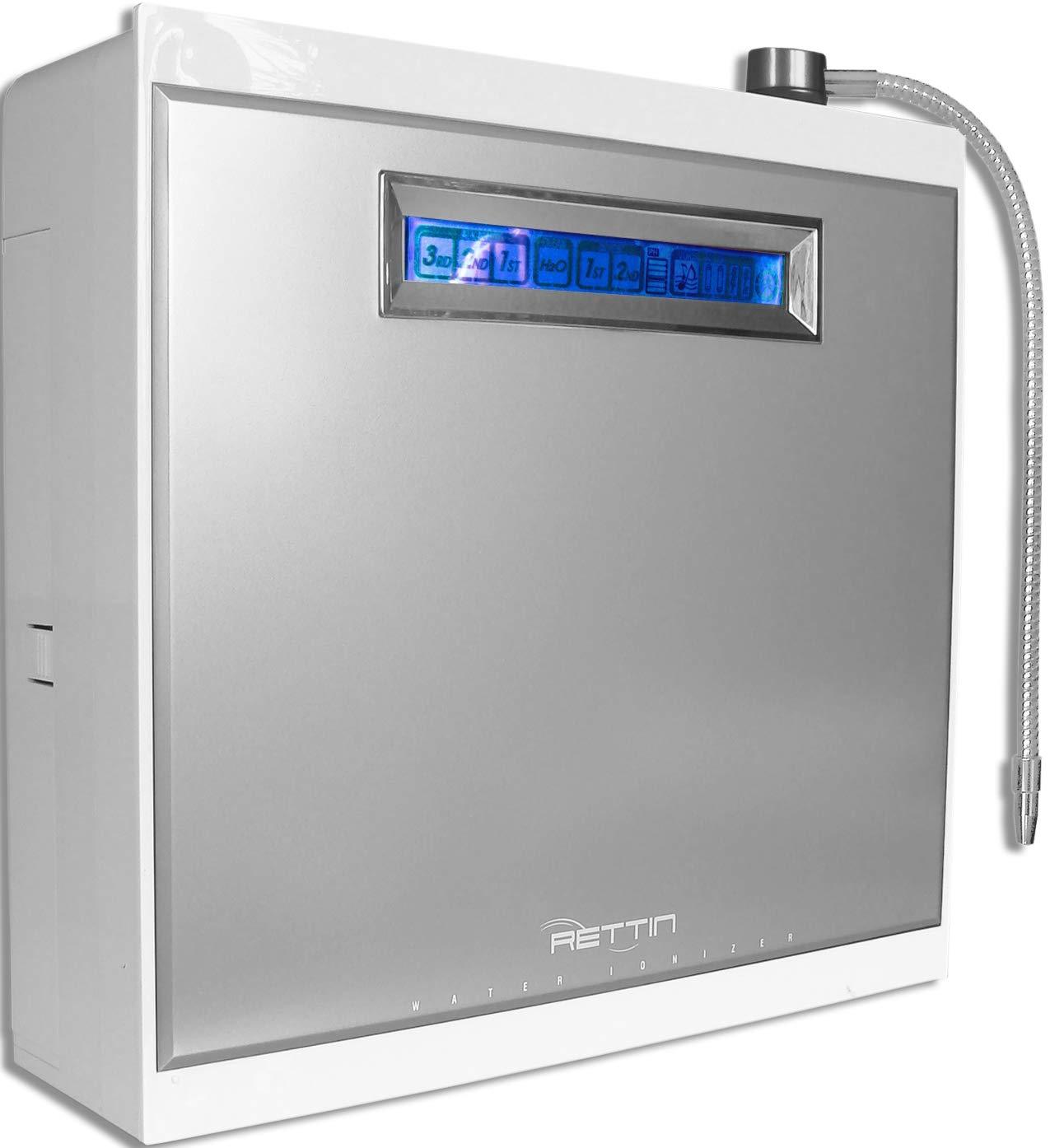 Ionizzatore acqua & Filtro ELISA MMP 5050 - Trattamento acqua potabile Baeck