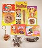 Best Loftus Prank Kits - 6 Count Novelty Fake Poop Turd Related Prank Review