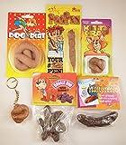 Best Loftus Prank Kits - 6 Count Novelty Fake Poop Turd Related Prank Review