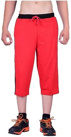 DFH Men's Cotton Shorts Shorts at amazon