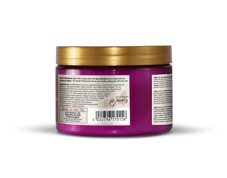 Maui Moisture Revive Hydrate Shea Butter Hair Mask 340g Amazon
