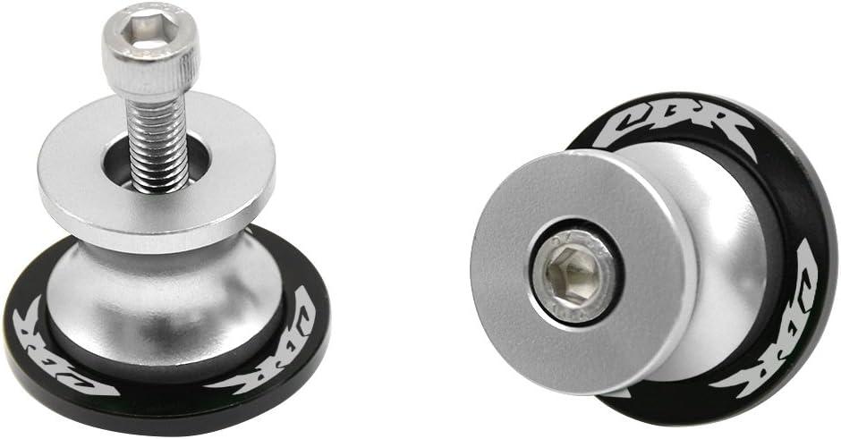 Paire Poign/ées de Guidon 7//8po 22mm Moto pour Honda CBR60F CBR125R CBR150R CBR250R CBR400 NC23 NC29 CBR600 F2 F3 F4 F4i CBR600RR CBR900RR CBR954RR CBR1000RR Or