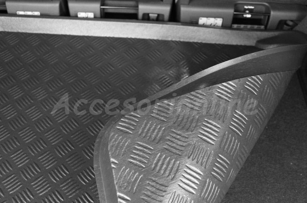 BMW X5 Desde 2014 Accesorionline Protector Cubre Maletero par X5 a Medida para Todos los Modelos Alfombrilla cubeta Esterilla cubremaltero e53 e70 f15