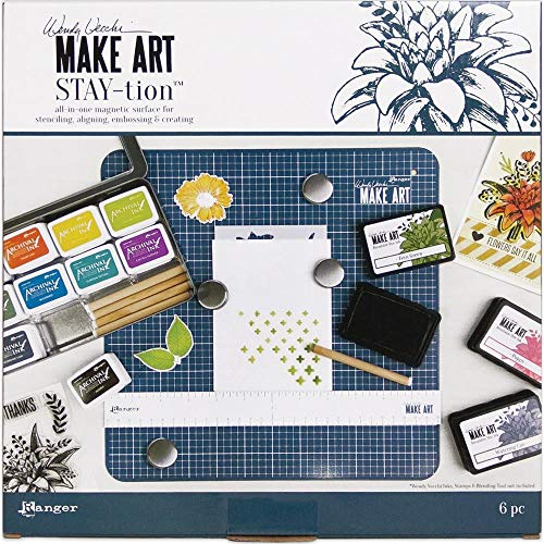 Wendy Vecchi Make Art Stay-Tion All-in-One Magnetic Surface ()