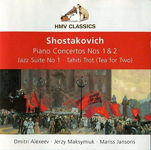 Shostakovich: Piano Concerto Surprise price nos. 1 2 online shop Tahit Suite Jazz no.