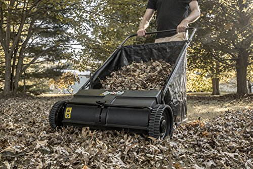 best walk behind lawn vacuums
