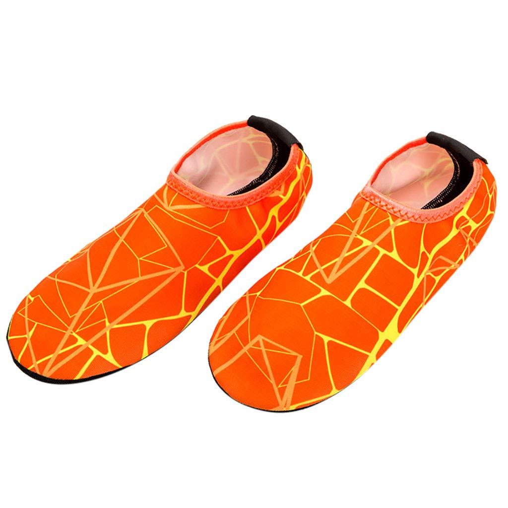 FRAUIT Calcetines de Rayas de Aqua para Hombre Zapatos de Playa Calcetines de Nataci/óN para Buceo Zapatos de Vadeo de R/íO A La deriva Zapatos de Hombre/ Zapatos de Yoga