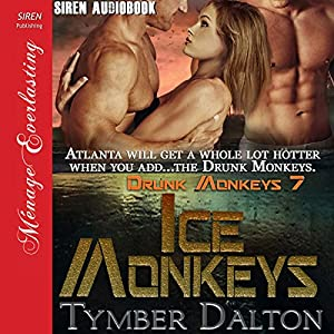 Ice Monkeys Audiobook