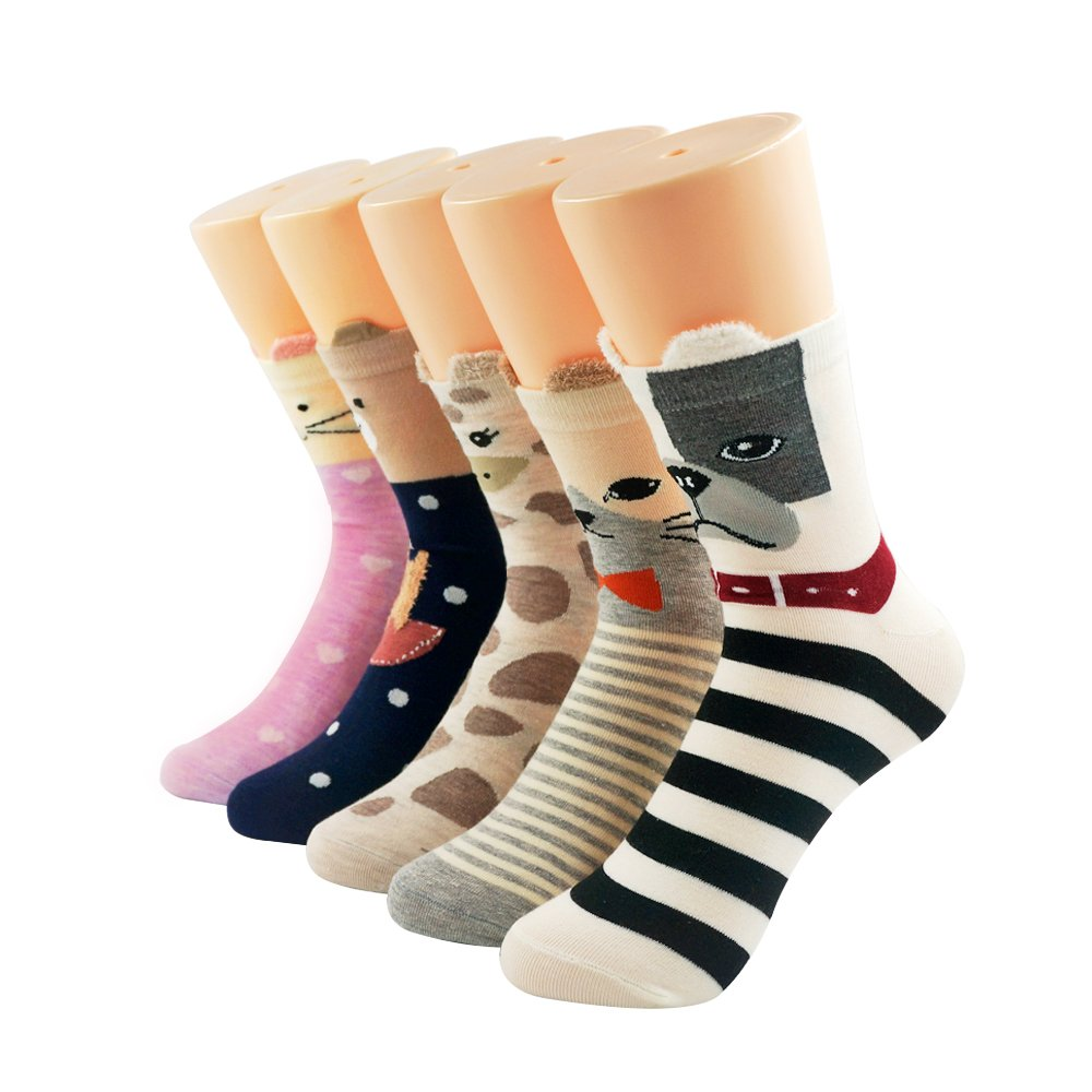 Cute and well made socks!