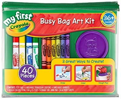 Crayola My First Crayola Ultimate Art Kit from Crayola