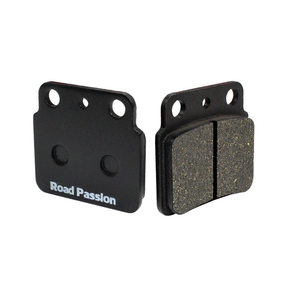 Road Passion Rear Disc Brake Pad for SUZUKI LT-Z400 K3//K4//K5//K6//K7//K8//K9//L0 2003-2010