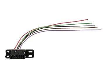 amazon com michigan motorsports obdii obd2 wiring harness connector Ford Wiring Harness Connectors