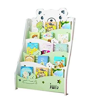 Bibliotheque Etagere A Livres Pour Enfants Presentoir De