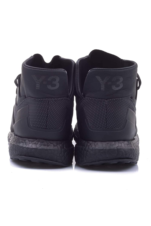 Adidas Y-3 Yohji Yamamoto Yamamoto Yamamoto Scarpe scarpe da ginnastica Uomo Nero Tg. 42 489612
