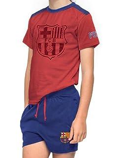 Barcelona F.C. - Pijama para Hombre - Barcelona Football Club ... a2b42527332
