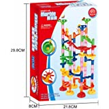 JMcall® DIY Marble Run Coaster Maze Toy - Hanmun DIY Marble Race Toy 91 Piece(Material:Other;Color:Camouflage)