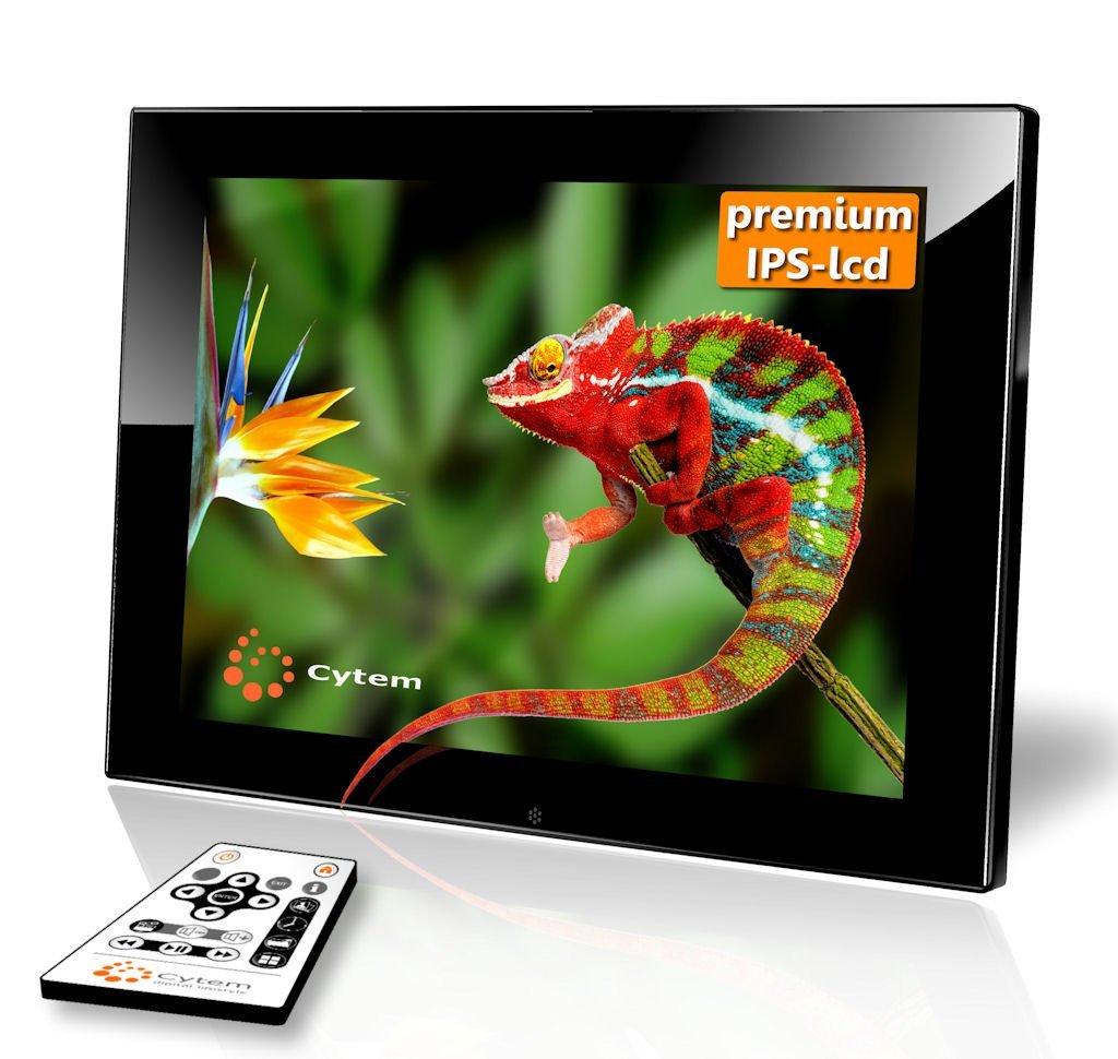 Cytem Diamine 8i IPS Display; Digitaler Bilderrahmen: Amazon.de ...