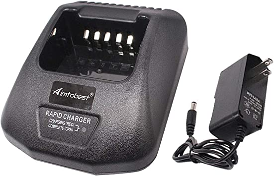 Battery Eliminator for KENWOOD KNB-25A//26N TK-2160 TK-3160 TK-2170 TK-3170 Radio