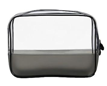 Amazon.com: vigourtrader plástico transparente maquillaje ...
