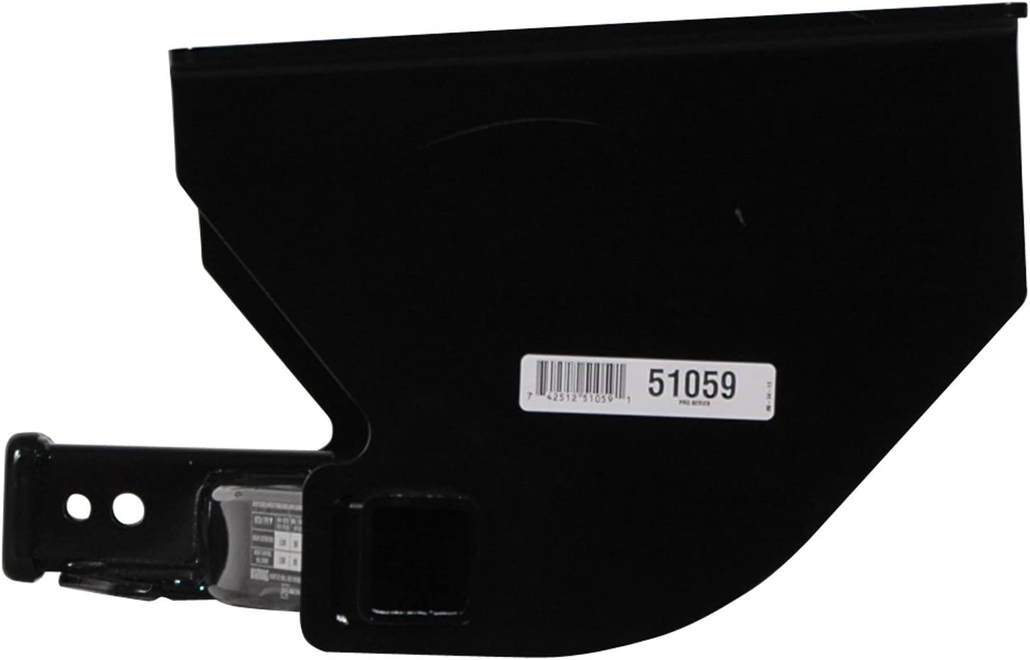 Reese Towpower 51059 Pro Series Class III Hitch with 2 Square Tube Receiver