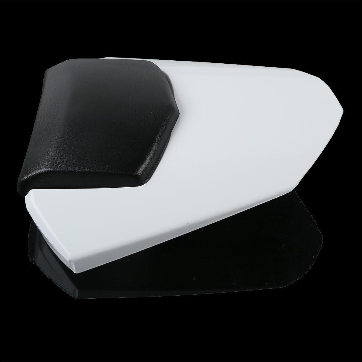 TengChang Motocicleta ABS Blanco Trasero Pintar Cubierta de asiento Capucha Para YAMAHA YZF R6 YZFR6 2008 2009 2010 2011 2012 2013 2014 2015