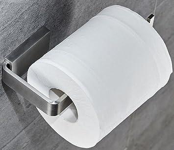 Attraktiv Ello (Lombardei) U0026 Allo Toilettenpapierhalter, 304 Edelstahl Seidenpapier  Rolle Halterung Wandhalterung Badezimmer Zubehör