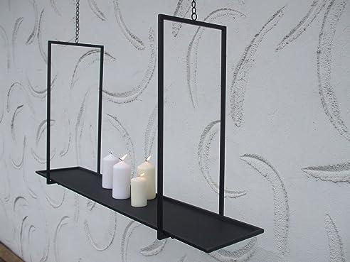 Hängeregal küche lampe  Eleganter, stabiler Deckenhänger, Küchenhänger, Hängeregal, Eisen ...