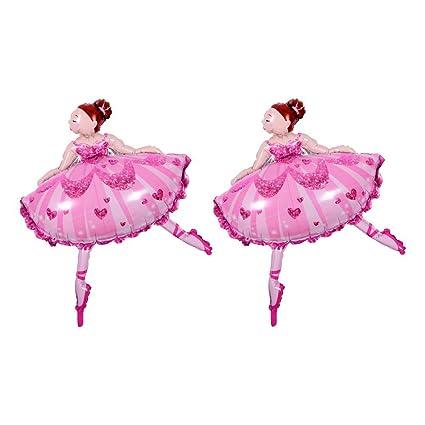 Amazon.com: 2 globos de ballet para bailar con globos de ...