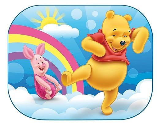 25 opinioni per Disney Baby Coppia tendine laterali Winnie e Pimpi 44x35 cm