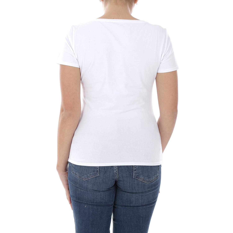 T Liu Jo T Donna ModLiut19118 shirt Mc J5003 Shirt WhiteAmazon CBorexdW
