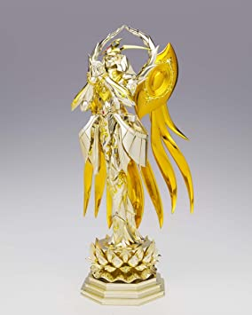 Saint Seiya Soul of Gold Virgo Shaka. Serie Saint Cloth Myth