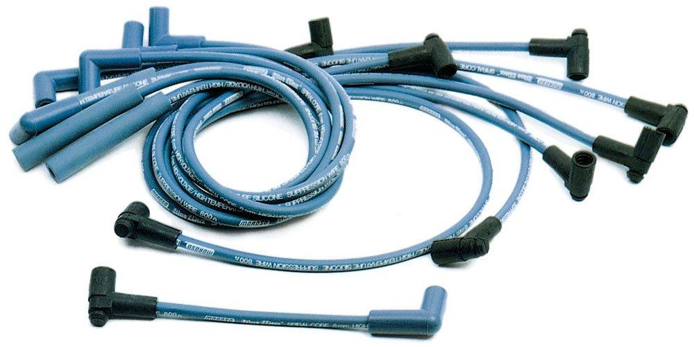 Amazon.com: Moroso 72430 Blue Max Ignition Wire Set: Automotive