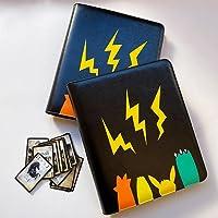 Pokemon Card Set Binder, Kids Cartoon Playing Cards Albums, Trading Card Binder Card Holder, Compatibel Met Pokemon Card…