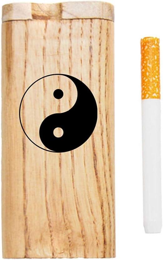 Xinleijd - Caja de Madera para Tabaco (Hecha a Mano), diseño de ...