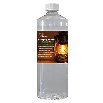 Delightful Firefly Eucalyptus Paraffin Lamp Oil   32 Oz   Odorless Base U0026 Smokeless   Ultra Clean
