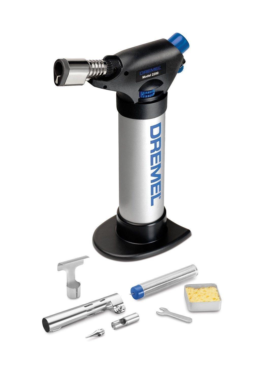New Dremel 2200-01 Versa Flame Multi Function Butane Torch Kit Sale New